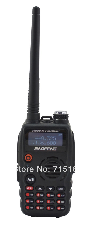 2pcs/lot Baofeng A52 VHF+UHF Dual Band 5W 128CH FM VOX Portable Walkie Talkie Baofeng BF A52 136-174MHz &400-520MHz  2 way radio2pcs/lot Baofeng A52 VHF+UHF Dual Band 5W 128CH FM VOX Portable Walkie Talkie Baofeng BF A52 136-174MHz &400-520MHz  2 way radio