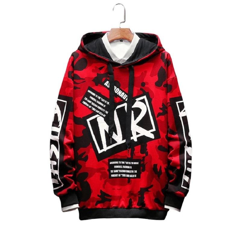 New Autumn Hoodie Long Sleeve Men's Hooded Sweatshirt Male Hoodie Casual Hip Hop Sportswear Casual Sweatshirts For Men, ZA122