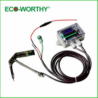 ECO WORTHY 100w Solar Panel Tracker Tracking Single Axis Complete Electronics Tracker Controller