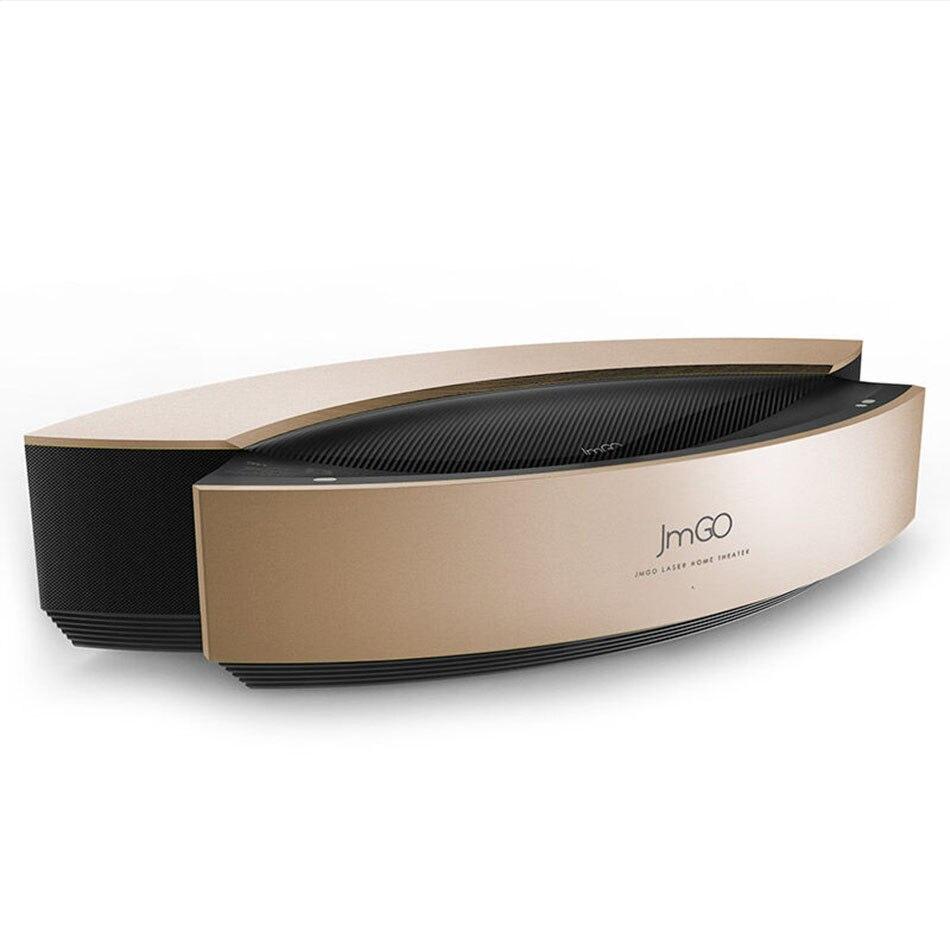 JmGO S1 pro Laser projection Short focal intelligent projector 3D Full HD 1080P home Theater 4000Lumens