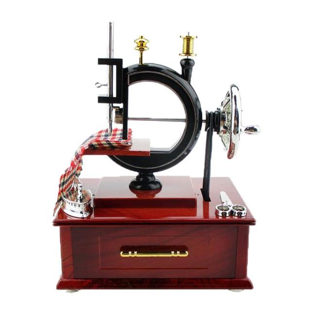 Aliexpress.com: Comprar Vintage Retro máquina de coser caja de ...