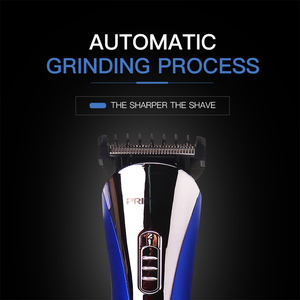 Image 3 - PRITECH 6 In 1 Electric Hair Trimmer Clipper For Men Professional Hair Clipper Rechargeable Beard Trimmer Razor Shaving Machine