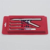 1Set Dental CROWN REMOVER Gun Kit Dentist Tool Professional Automatic