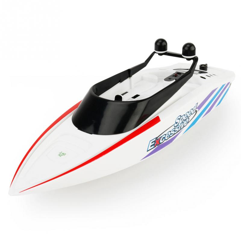 RC TOYS 3323 Radio Remote Control Mini RC Submarine R/C RACING BOAT Toy Speedboat