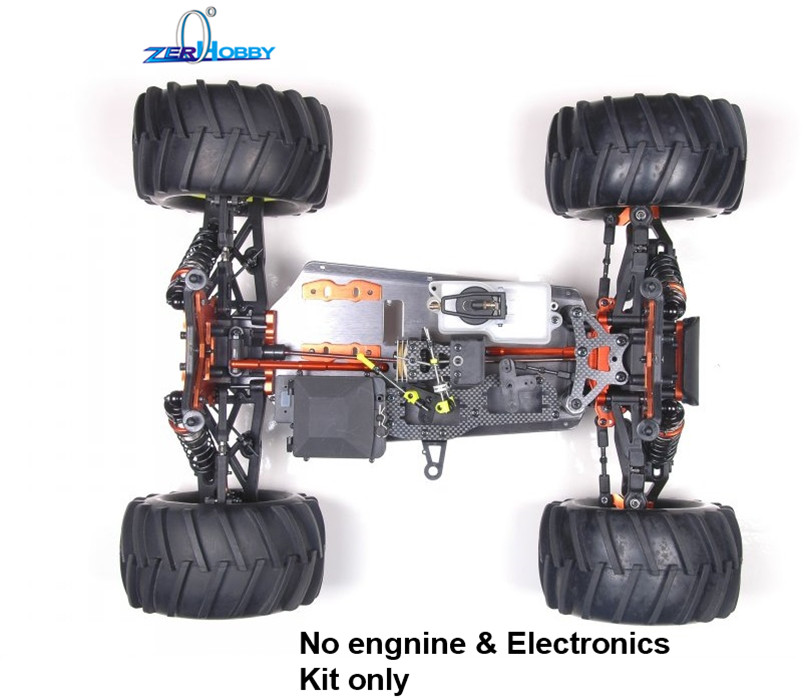 RC CAR HSP 1/8 NITRO MONSTER TRUCK TW SH21 ENGINE (item no. 94083)