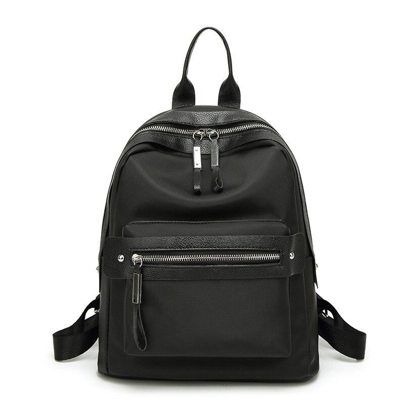 2017 Fashion Girls Backpack Women Bolsa Mochila Oxford Lady Backpacks Rucksack School Bag Casual Travel Back Pack for Teenagers смеситель для мойки коллекция saga 53033 однорычажный хром kaiser кайзер