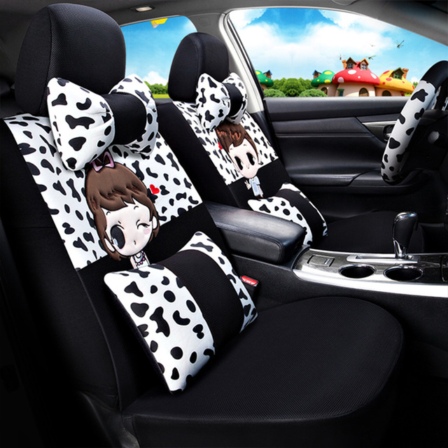 Car Seat Cover Car Seat Covers Universal Accessories Interior Cute