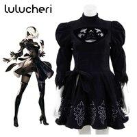 NieR: Automata YoRHa No.2 Type B Cosplay Costumes School Uniforms For Cosplay Girls Costume Made Full Set