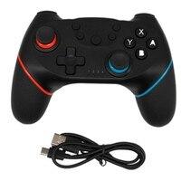 Беспроводной Bluetooth геймпад игровой джойстик игровой контроллер для Nintendo Switch Pro хост с 6-осевой ручка