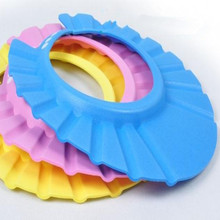 Baby shampoo cap Adjustable size shower Safe and odorless Safety Care Products Thicker models special