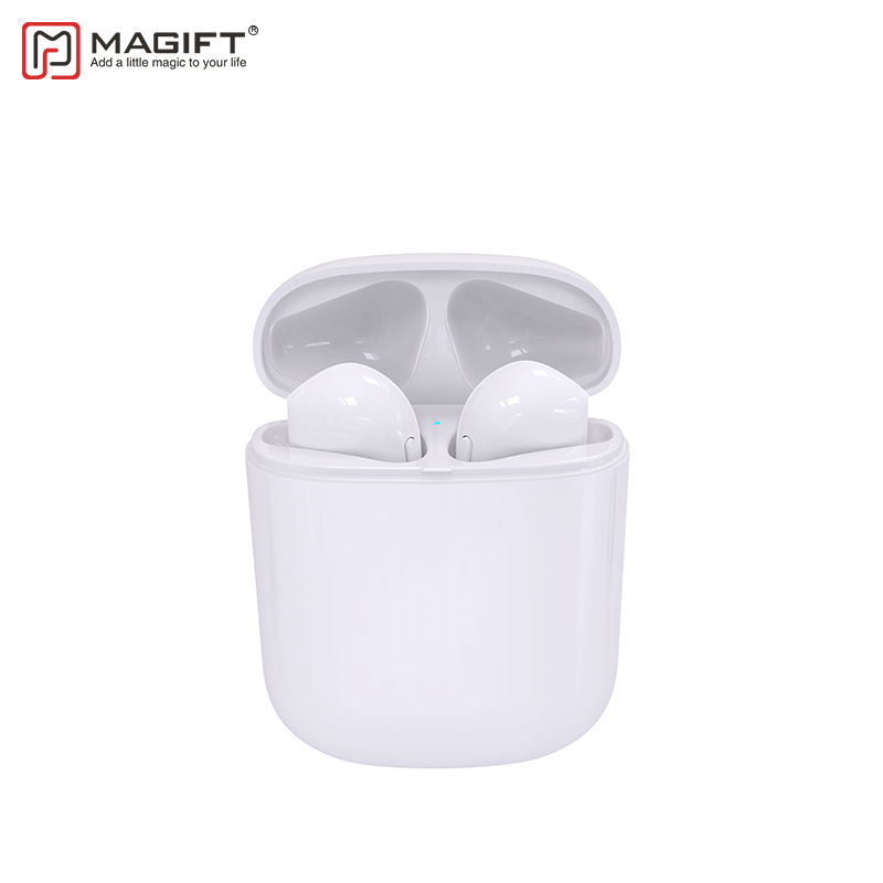 Magift8 TWS Bluetooth Earphone Wireless 4.1 EDR In-Ear With Charging Box Earbud Headset For iPhone For Xiaomi For ipod