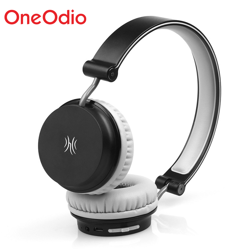 Oneodio Headphones Sport Bluetooth Wireless Headset For Mobile Phone Xiaomi Headphone Bluetooth Foldable Headset With Microphone oneaudio original on ear bluetooth headphones wireless headset with microphone for iphone samsung xiaomi headphone v4 1 page 7