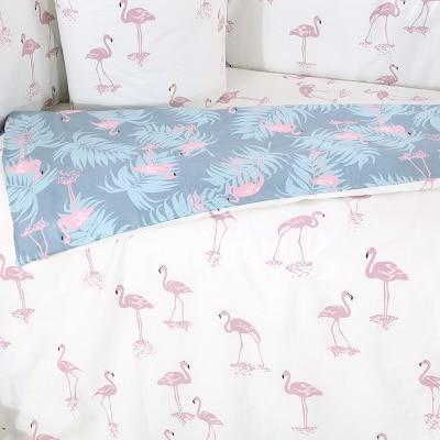 3 Pc Cot bedding set for newborn babies  Infant Room Kids Baby Bedroom Set Nursery Bedding  quilt, sheets,pillow