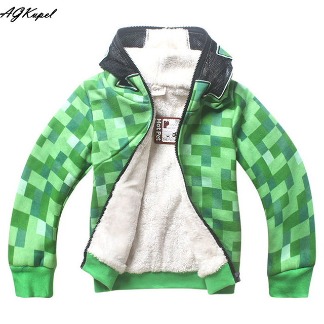 2015 New Warm Children Winter Jackets For Boys Fleece Coats Fashion Jacket For Girls Boys Hooded Kids Outerwear Coat For Girl