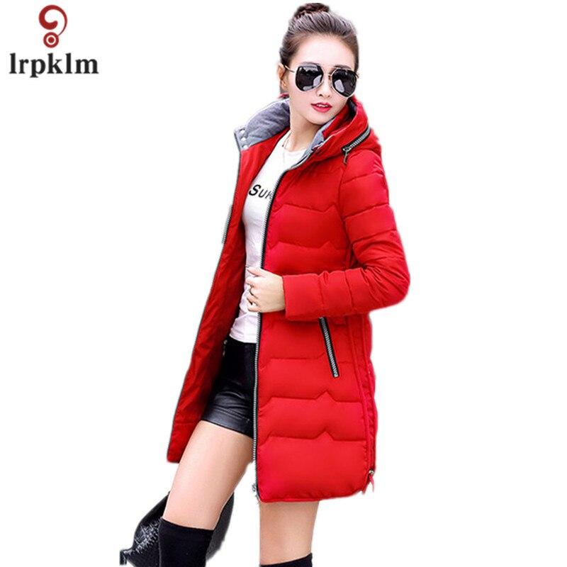 7XL casaco de inverno senhora Novos Parques Mulheres Jaqueta de Inverno para baixo para As Mulheres Jaqueta Jaquetas de Algodão Para As Mulheres Moda Parke feminino LZ137