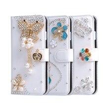Для Wiko B-kool S Кул K Кул Бумажник Стенд кожа алмаз телефон чехлы для Wiko у себя Радуга Lite Ленни 3 солнечный Обложка ручной работы
