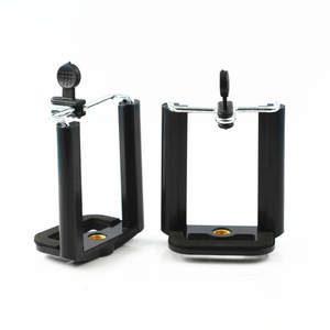 Rovtop Tripod for Tripod-Mount-Adapter Cell-Phone-Clip-Holder Phone-Stand Gopro Universal