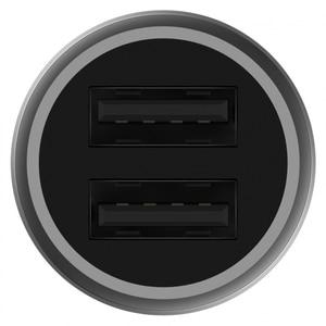 Image 5 - Xiaomi cargador USB Dual para coche, 18W, carga rápida 3,0, salida inteligente, puntas de luz de 12V/1,5a +, soporte magnético para teléfono móvil