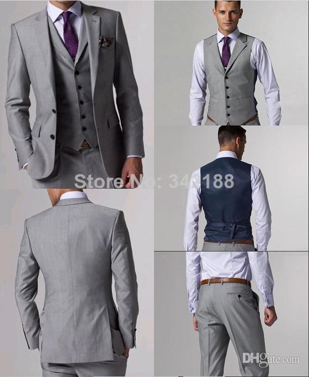 wedding men suit Picture - More Detailed Picture about Side seam ...