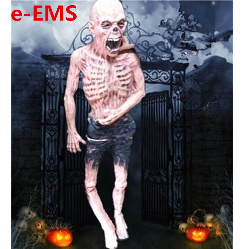Halloween Simulation Terror Necros Mummification Escape The Room Props Haunted House Decoration G1670
