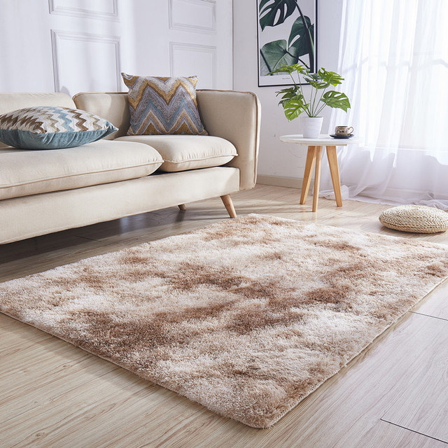 plush Area Rugs