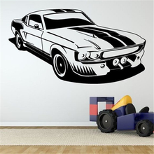 Buy Muscle Car Wall And Get Free Shipping On Aliexpress Com