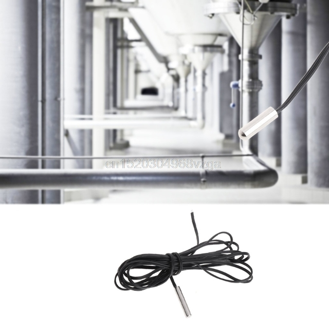 Cool 150Cm Ntc 10K Ohm 1 3435 Thermistor Temperature Sensor Cylinder Wiring Digital Resources Funapmognl
