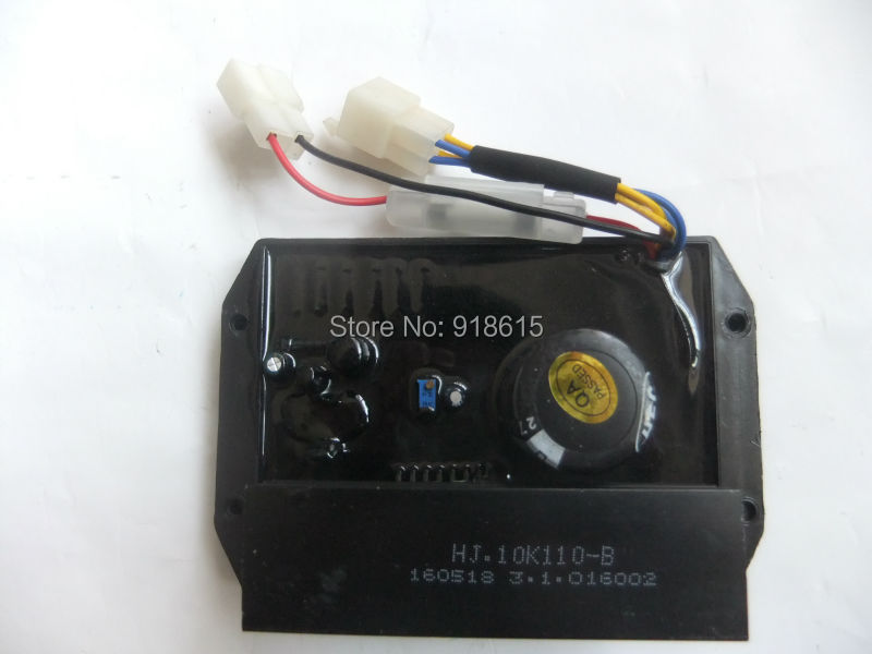 HJ 10K110-B AVR AUTOMATIC VOLTAGE REGULATOR GENERATOR SPARE PARTS automatic voltage regulator generator avr r438