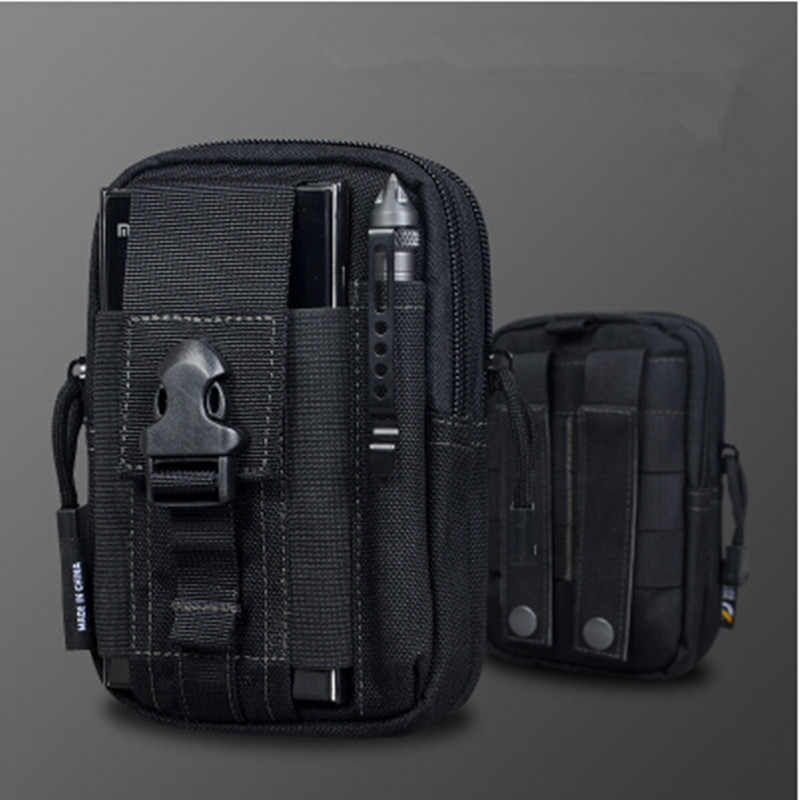 Sacos de Cintura Dos Homens D30 Moble Para Fora Pacote de Cintura Casuais Bolsa Caso Do Telefone Móvel para SAMSUNG Nota 2 3 4 1000D CORDURA