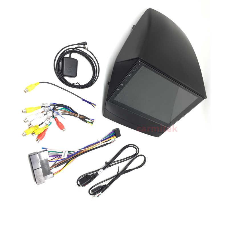 Auto Radio Multimedia Android para Hyundai IX35 TUCSON 2009, 2010, 2011, 2012, 2013, 2014, 2015 cromo de la unidad