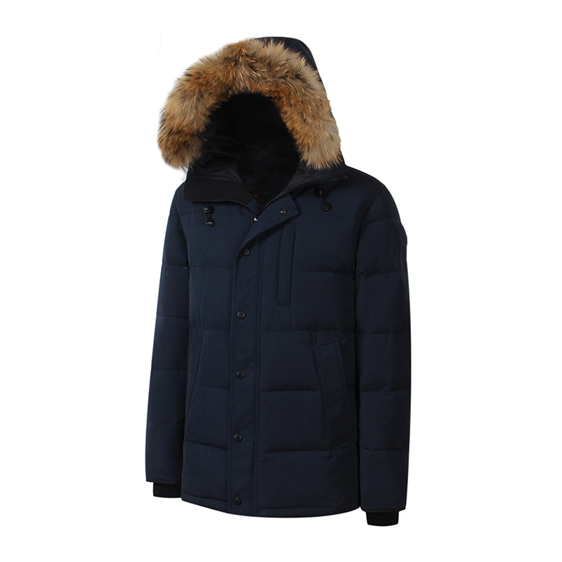 2018 Brand New Mens Thick Winter Warm Thick Carson parka