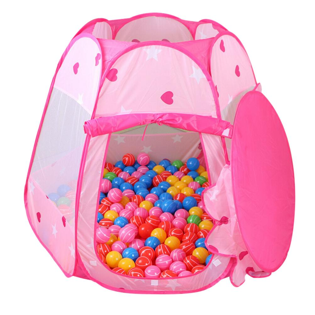 aeProduct.getSubject()  sc 1 st  AliExpress.com & 2017 Portable Children Kids Play Tents Playhouse Folding Indoor ...