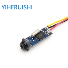 mini 600TVL CMOS Color CCTV Camera FPV Camera Industrial endoscope 7x25mm