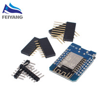 5pcs D1 mini   Mini NodeMcu 4M bytes Lua WIFI Internet of Things development board based ESP8266 WeMos