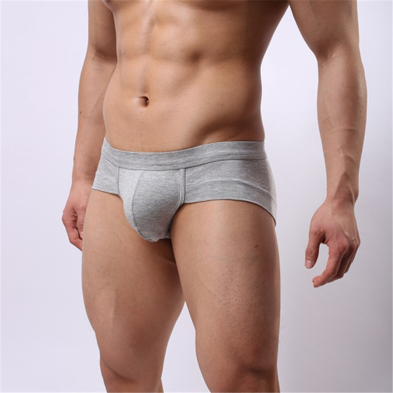 f4a753594c Brand Sexy Men 2018 Fashion Comfortable Guys Bulge Pouch Underwear Boxer  High Elastic Trunks Shorts Panties