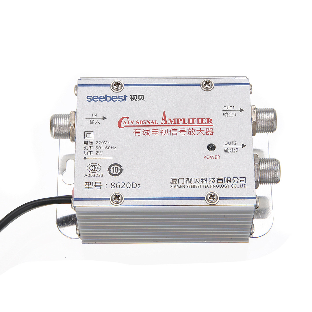 Kvaliteetne kahesuunaline CATV videomakk TV antennisignaali - Kodu audio ja video - Foto 6