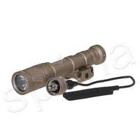 Tactical Airsoft M600V Weapon Tactical Scout light LED 366 Lumen Tactical Rifle Flashlight Airsoft M600 Series EX072