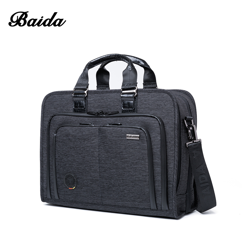 2016 Time-limited Maletin Hombre Top Quality Briefcases Business Men Essential High Level Custom Handbag Travel Shoulder Bag2016 Time-limited Maletin Hombre Top Quality Briefcases Business Men Essential High Level Custom Handbag Travel Shoulder Bag