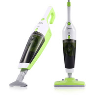 Good Brand Push Rod Hand Held 2 In 1 Vacuum Cleaner Machine Mini Putter Household Powerful