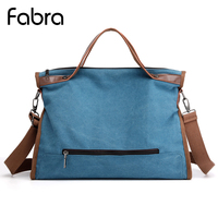 Women Handbags Canvas Crossbody Bag Totes Casual Ladies Shoulder Bags High Quality Large Capacity Beach Shopping Bag Female