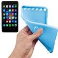Soft phone дело чехол для Lenovo phab plus/pb1-770 pb1-770n pb1-770m 6.8 дюймов tablet назад дело выдерживает падение с высоты защитный