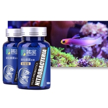 Aquarium Nitrifying Bacteria Capsule for Water Purifier System Fish Tank Water Filter Nitrifying Freshwater Aquarium Accessories