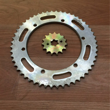 STARPAD For Motorcycle Grand KDX125 90-99 52T sprocket teeth