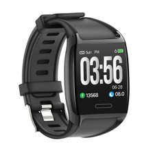 V2 Sport Men Smart Watch With Blood Pressure Heart Rate Monitor Steps Tracker Sleep Monitoring Call Message Display Smartwatch