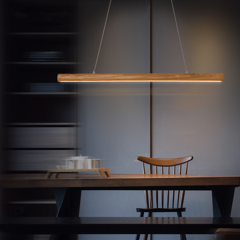 Suspension Luminaire Nordic Restaurant LED Pendant Lamp Simple Wooden Solid Wood Working Office Deco Lamp Home Hanging LightsSuspension Luminaire Nordic Restaurant LED Pendant Lamp Simple Wooden Solid Wood Working Office Deco Lamp Home Hanging Lights