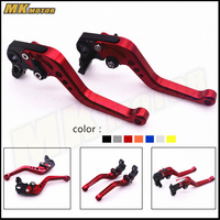 BYSPRINT Universal Adjustable Motorcycle Brake Clutch Levers Set For Honda CBR650F CB650F 2014 2016