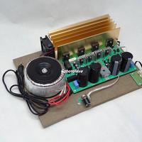 High power 500W BTL circuit, heavy bass power amplifier DJ board pure bass Mono power amplifierboard