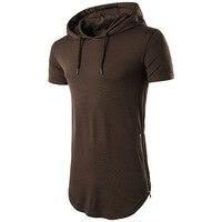 Новые летние мужские футболки в стиле пэчворк черный Цвет брендовая одежда мужские короткий рукав тонкий футболки мужской Футболки плюс Ра