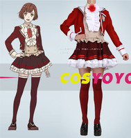 Anime Dance with Devils Ritsuka Tachibana Cosplay costume School girl uniform Halloween Costume for women Custom made