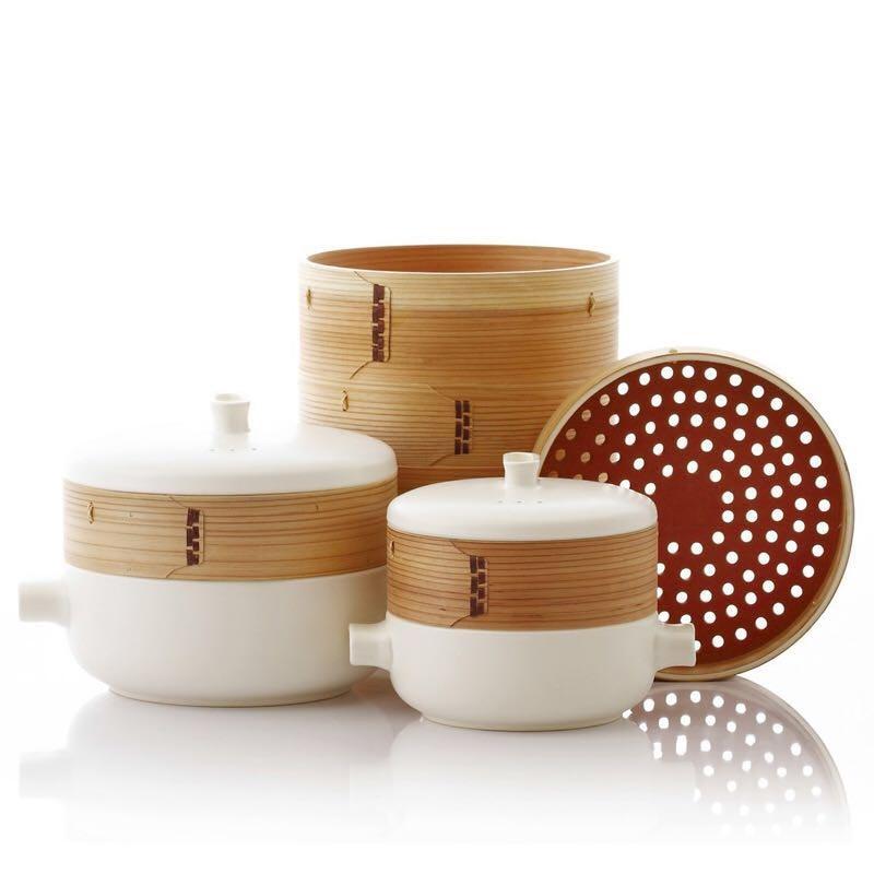Japanese Modernity Multiple Styles Classy Ceramic Pure Handmade Steamer Casseroles Family Expenses Heat Resistant Soup Boiler